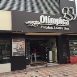 Olímpica Panadería & Coffee Shop en Bogotá
