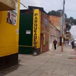 Parqueadero Calle 22A en Bogotá
