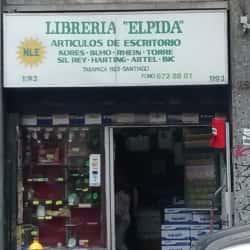 Librería Elpida en Santiago