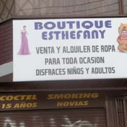 Boutique Estefany en Bogotá