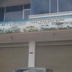 C.D Montes en Bogotá
