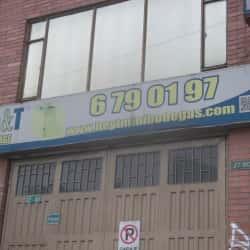 Be &T Storage en Bogotá