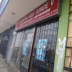 Cigarreria Aqui Donde V  en Bogotá