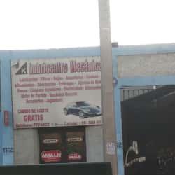 Lubricentro Mecánica en Santiago