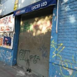 Luces Led en Santiago