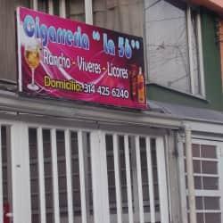 Cigarreria La ''56''  en Bogotá