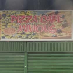 Pizza Cafe Minions en Bogotá