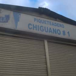 Piqueteadero Chiguano # 1 en Bogotá
