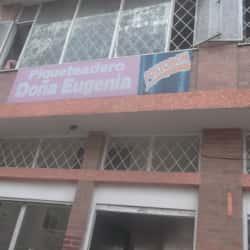 Piqueteadero Doña Eugenia en Bogotá