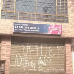 Piqueteadero La Gallina Criolla en Bogotá