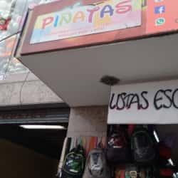 Piñatas  en Bogotá