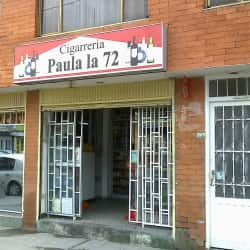 Cigarreria Paula La 72  en Bogotá