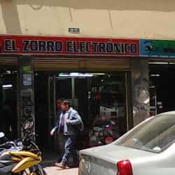 El Zorro Electronico en Bogotá