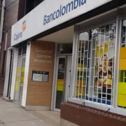 Cajero Bancolombia  en Bogotá