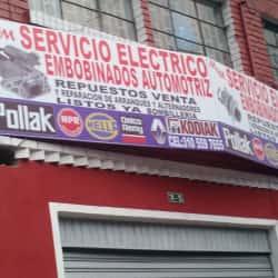 Embobinados Automotriz M & M en Bogotá