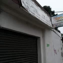 El Guia  en Santiago