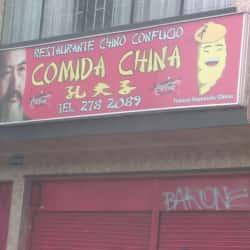 Restaurante Chino Continental en Bogotá