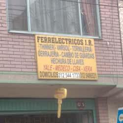 Ferrelectricos J.R. en Bogotá