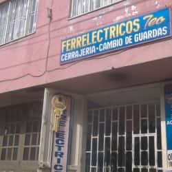 Ferrelectricos Teo en Bogotá