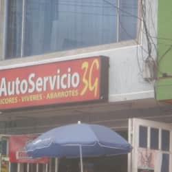 Autoservicio 3G en Bogotá
