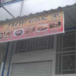 Jachi Wok en Bogotá