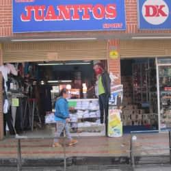 Jaens Juanitos en Bogotá