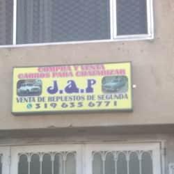 J.a.P  en Bogotá