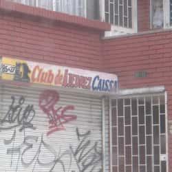 Club de Ajedrez Caissa en Bogotá