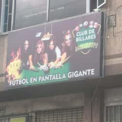 Club de Billares Misissipi en Bogotá