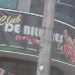 Club De Billares La 70  en Bogotá
