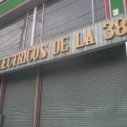 Ferrelectricos De La 38 en Bogotá
