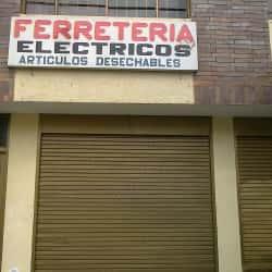 Ferreteria y Electricos Carrera 72B con 11A en Bogotá
