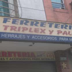 Ferretería Triplex y Palos en Bogotá