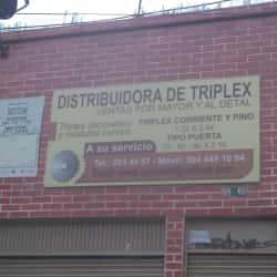 Distribuidora de Triplex en Bogotá