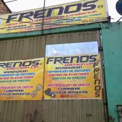 Frenos Ericcson en Bogotá