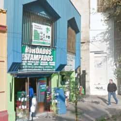 Bordados Estampados, tienda en Santiago