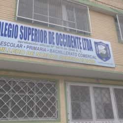 Colegio Superior De Occidente LTDA en Bogotá