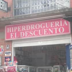 Hiperdrogueria El Descuento en Bogotá
