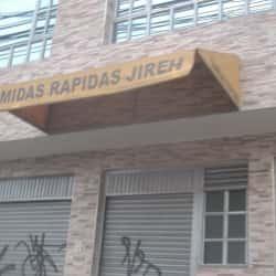 Comida Rapida Jireh en Bogotá