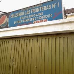 Comidas Rápidas Cruzando Las Fronteras # 1 en Bogotá