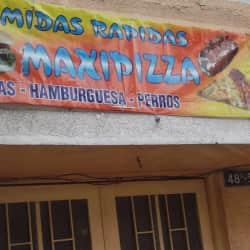 Comidas Rápidas Maxipizza en Bogotá