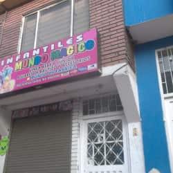 Infantiles Mundo Magico en Bogotá