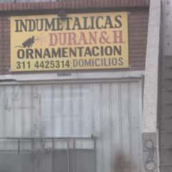 Indumetalicas Duran & H en Bogotá