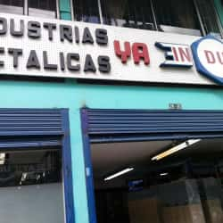 Industrias Metalicas YA  en Bogotá