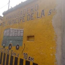 Parqueadero el Principe de la 5a  en Bogotá