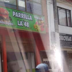 Parrilla La 48 en Bogotá