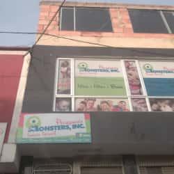 Peluqueria Monsters, In en Bogotá