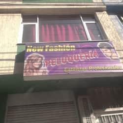 Peluqueria New Fashion en Bogotá