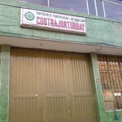 Cootrajorturbay en Bogotá