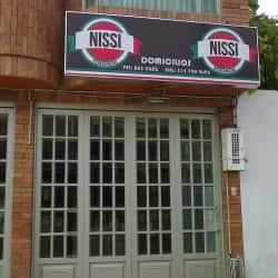 Nissi Pizzas & Pastas (Cajica) en Bogotá
